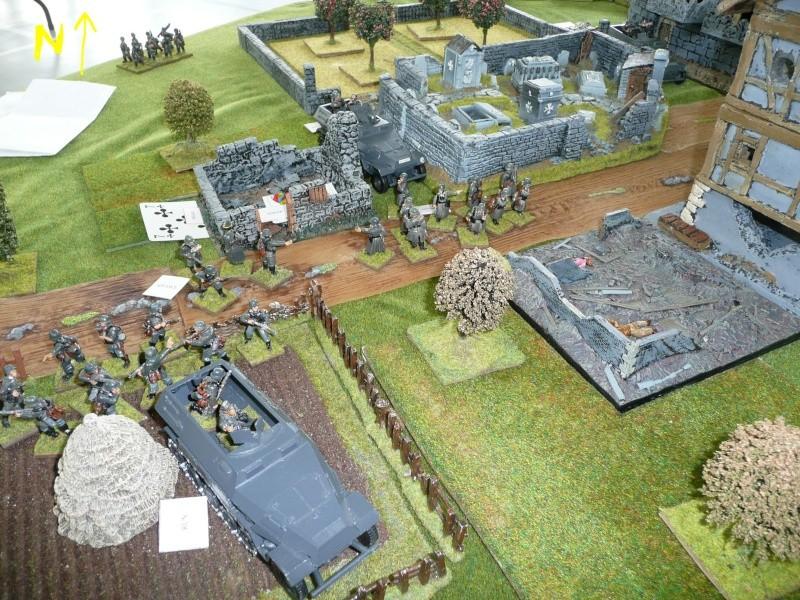 """Combats dans l'après midi, ou """"la bataille de Saint-Vrain"""" P1050323"""