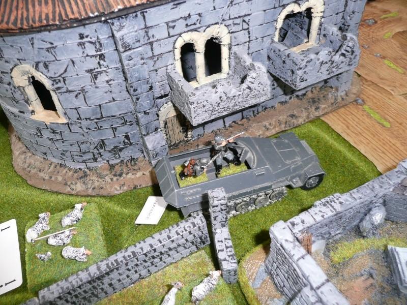 """Combats dans l'après midi, ou """"la bataille de Saint-Vrain"""" P1050324"""