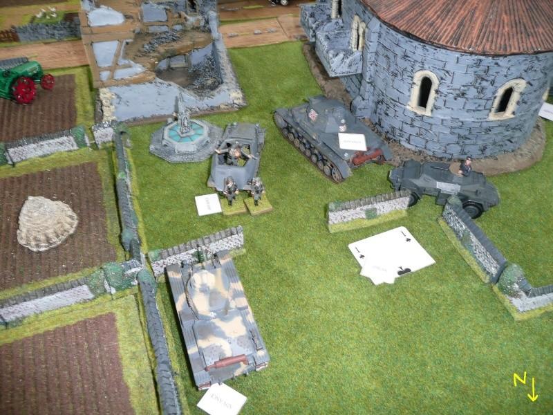 """Combats dans l'après midi, ou """"la bataille de Saint-Vrain"""" P1050325"""