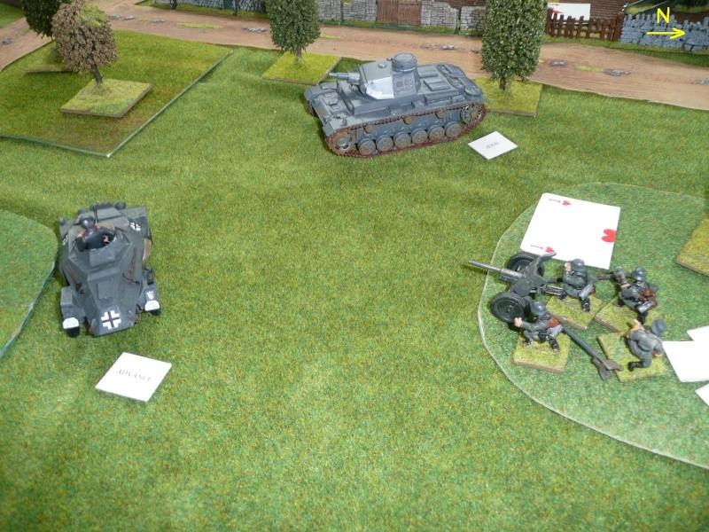 """Combats dans l'après midi, ou """"la bataille de Saint-Vrain"""" P1050326"""