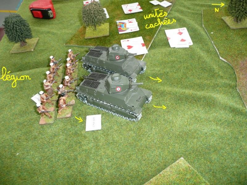 """Combats dans l'après midi, ou """"la bataille de Saint-Vrain"""" P1050327"""