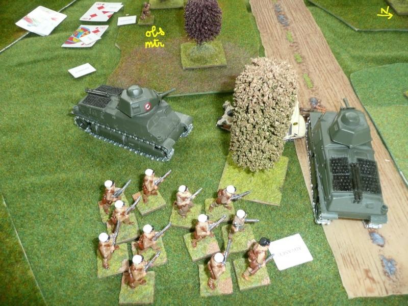 """Combats dans l'après midi, ou """"la bataille de Saint-Vrain"""" P1050328"""