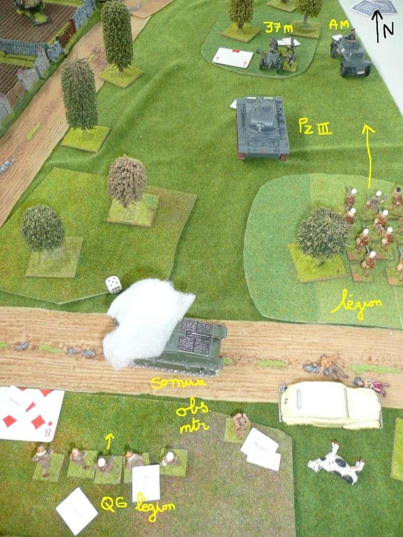 """Combats dans l'après midi, ou """"la bataille de Saint-Vrain"""" P1050329"""