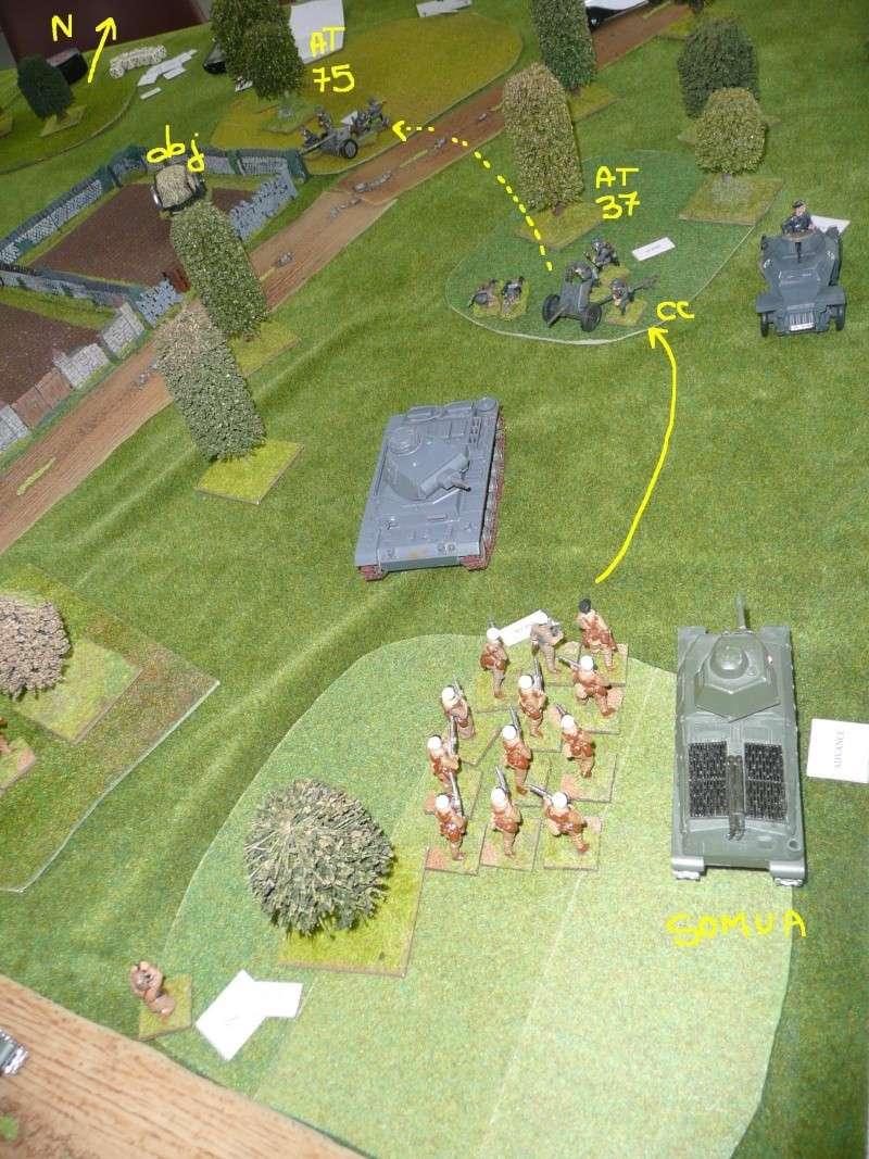 """Combats dans l'après midi, ou """"la bataille de Saint-Vrain"""" P1050330"""