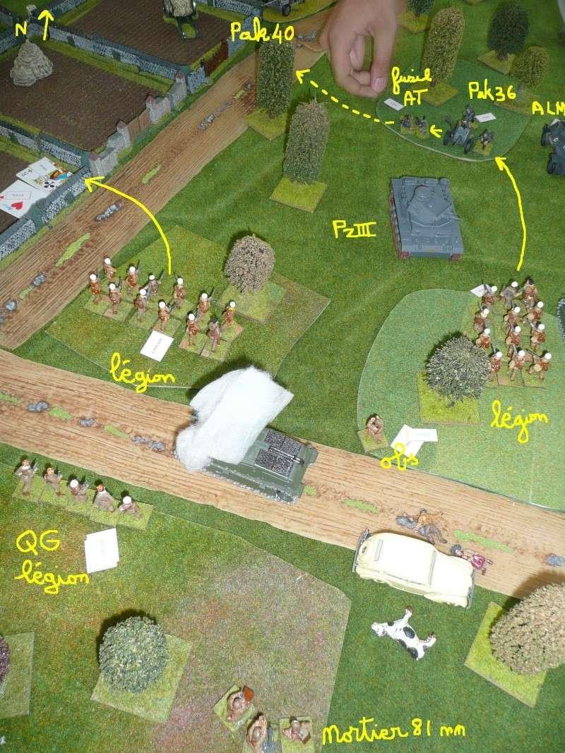 """Combats dans l'après midi, ou """"la bataille de Saint-Vrain"""" P1050331"""