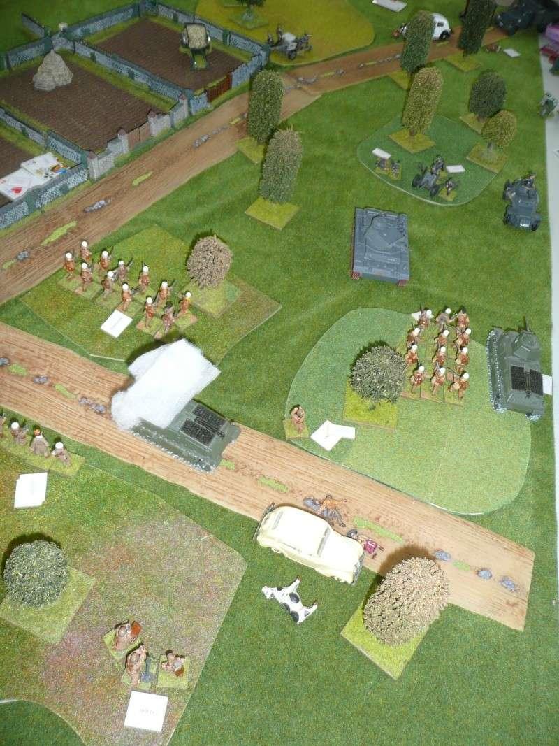 """Combats dans l'après midi, ou """"la bataille de Saint-Vrain"""" P1050332"""