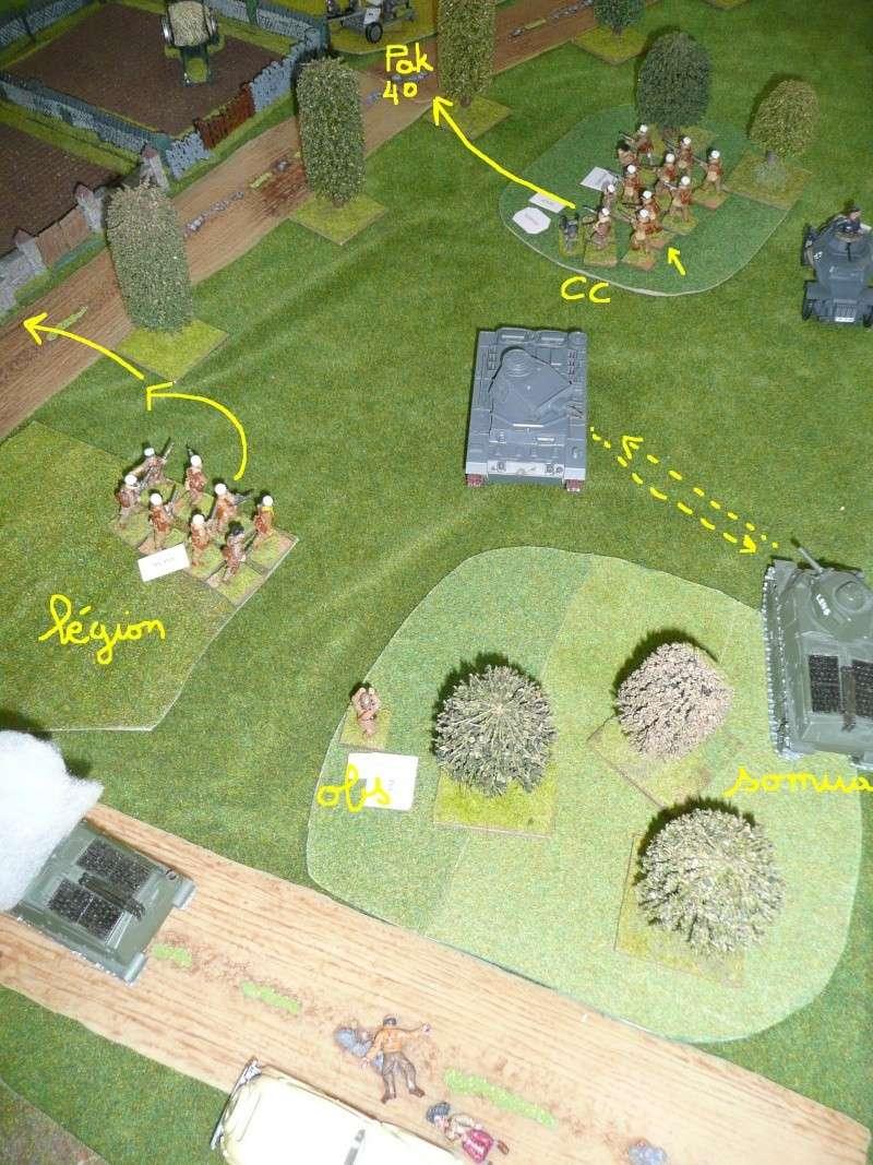 """Combats dans l'après midi, ou """"la bataille de Saint-Vrain"""" P1050333"""