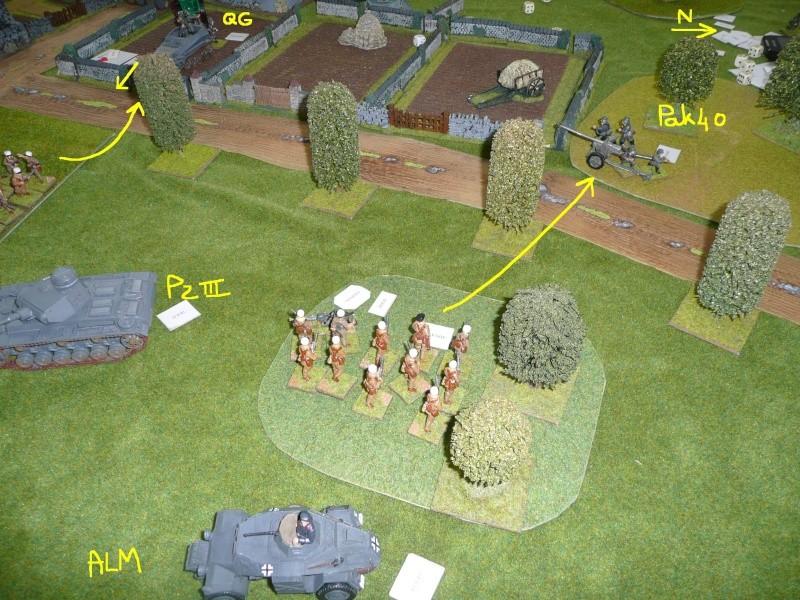 """Combats dans l'après midi, ou """"la bataille de Saint-Vrain"""" P1050334"""
