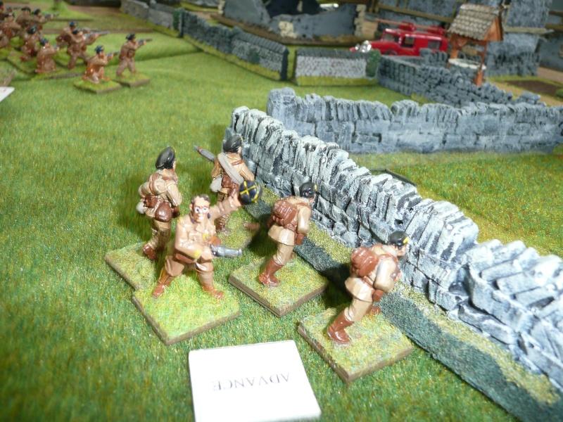 """Combats dans l'après midi, ou """"la bataille de Saint-Vrain"""" P1050336"""