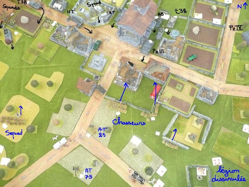 """Combats dans l'après midi, ou """"la bataille de Saint-Vrain"""" P1050338"""