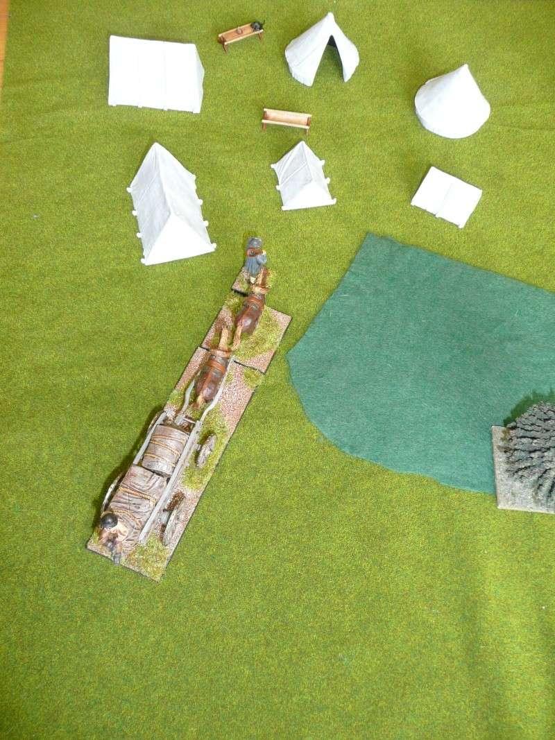 Des photos de la campagne du Mont Geron, 25 juin 1770 (reconstituée en 2011) P1050366