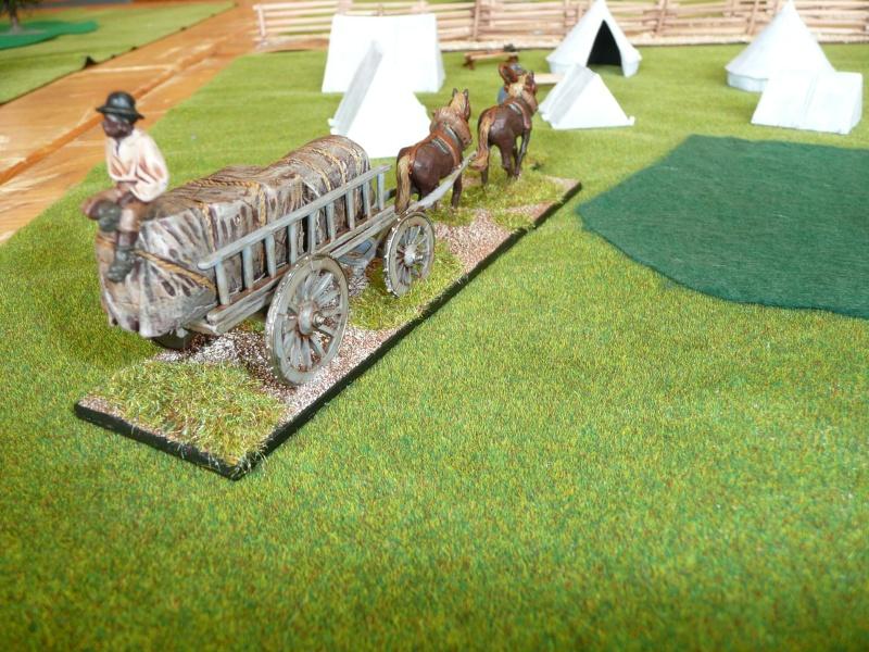 Des photos de la campagne du Mont Geron, 25 juin 1770 (reconstituée en 2011) P1050367