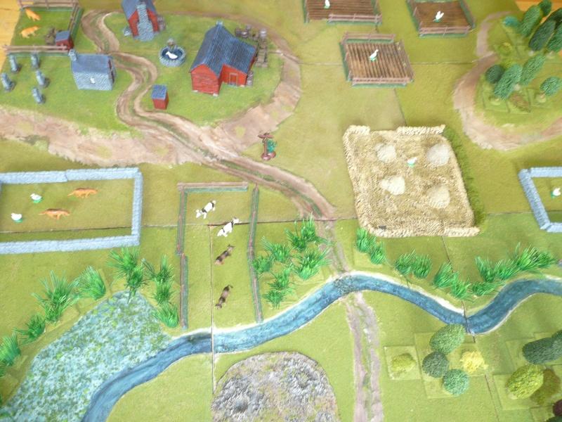 Des photos de la campagne du Mont Geron, 25 juin 1770 (reconstituée en 2011) P1050370