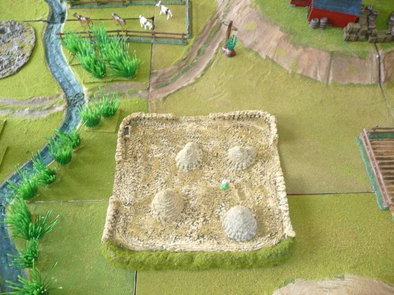 Des photos de la campagne du Mont Geron, 25 juin 1770 (reconstituée en 2011) P1050372