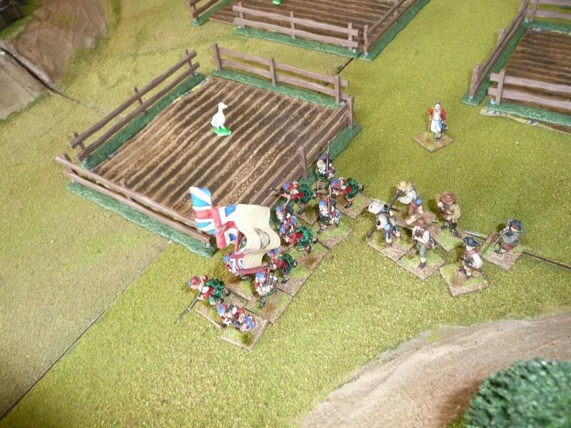 Des photos de la campagne du Mont Geron, 25 juin 1770 (reconstituée en 2011) P1050373