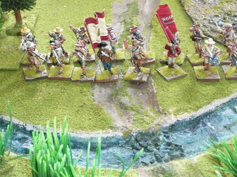 Des photos de la campagne du Mont Geron, 25 juin 1770 (reconstituée en 2011) P1050376