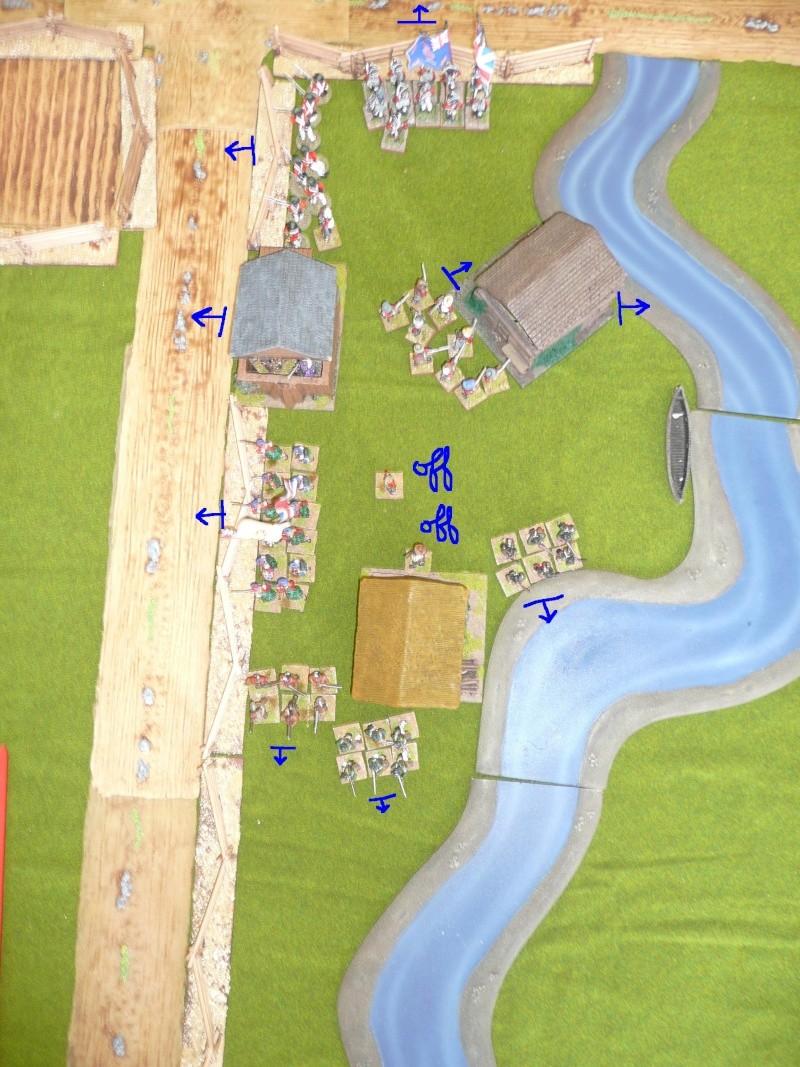 Des photos de la campagne du Mont Geron, 25 juin 1770 (reconstituée en 2011) P1050382