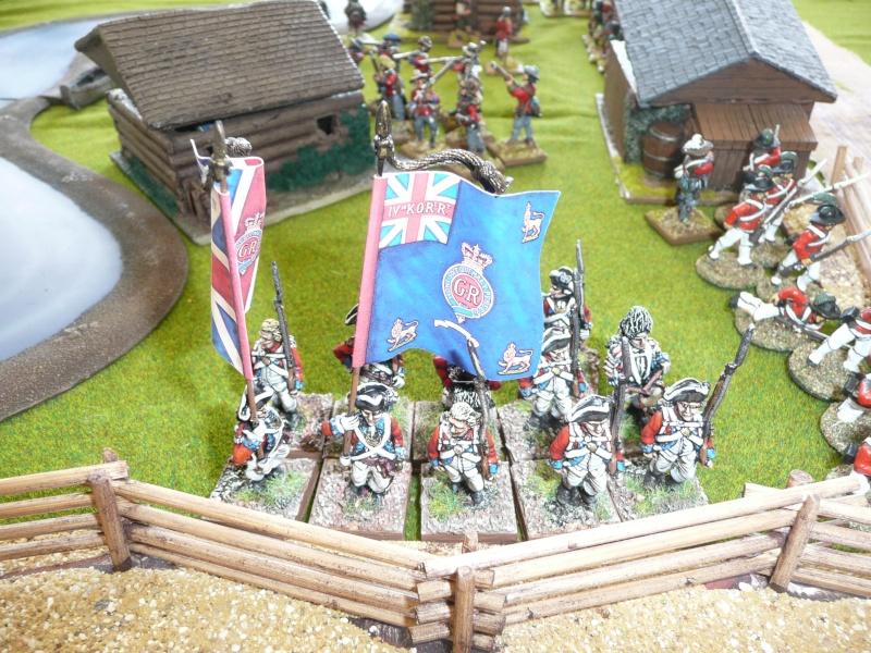 Des photos de la campagne du Mont Geron, 25 juin 1770 (reconstituée en 2011) P1050384