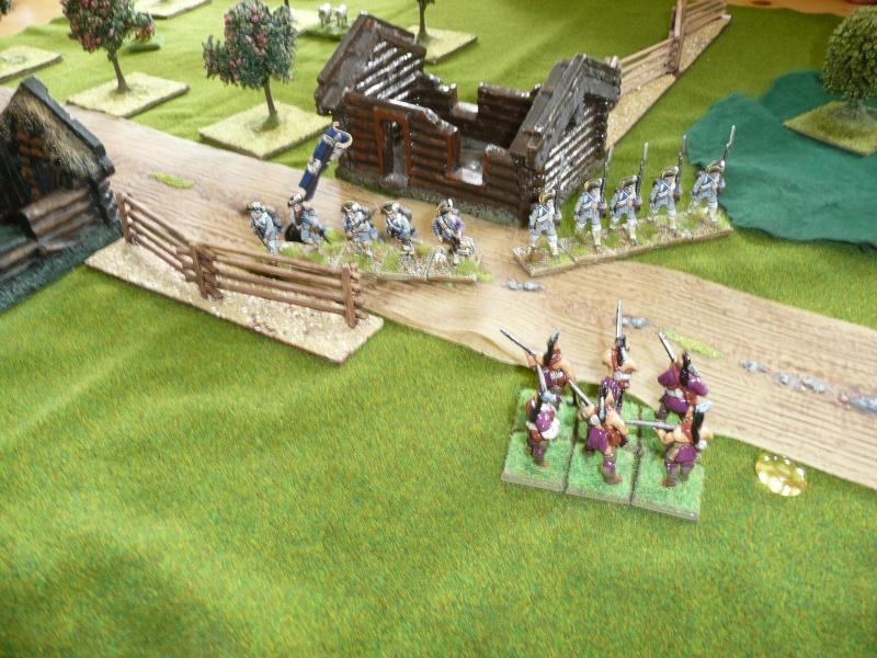 Des photos de la campagne du Mont Geron, 25 juin 1770 (reconstituée en 2011) P1050387