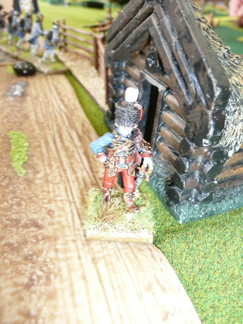 Des photos de la campagne du Mont Geron, 25 juin 1770 (reconstituée en 2011) P1050389