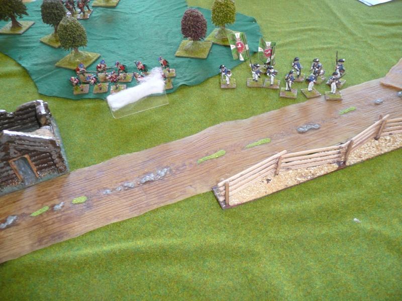 Des photos de la campagne du Mont Geron, 25 juin 1770 (reconstituée en 2011) P1050391