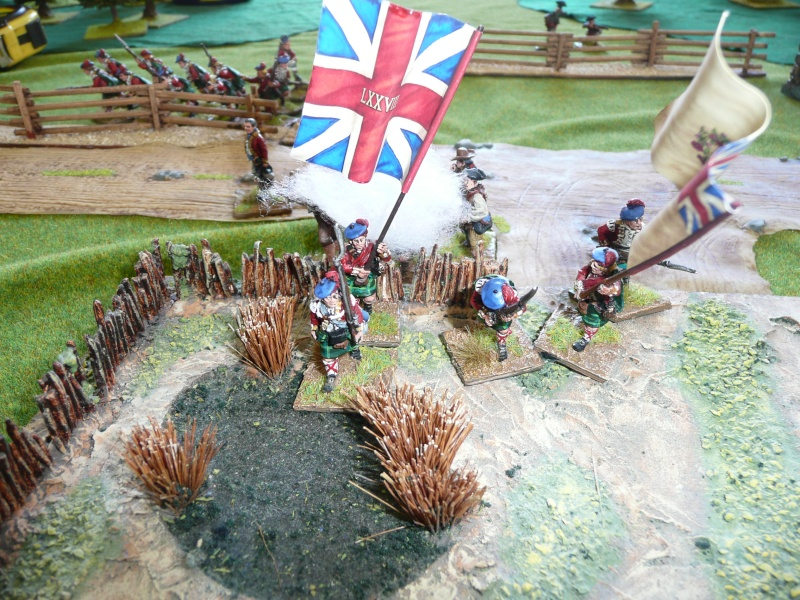 Des photos de la campagne du Mont Geron, 25 juin 1770 (reconstituée en 2011) P1050411