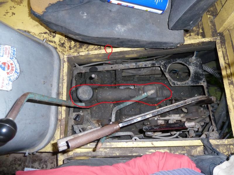 Selecteur avant/arrière 421 P1010120