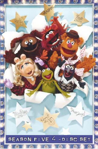 بإنفراد تام تحميل جميع مواسم مسرح العرائس المابيت شو الخمسة كاملة / The Muppet Show Full season 1- 5 111