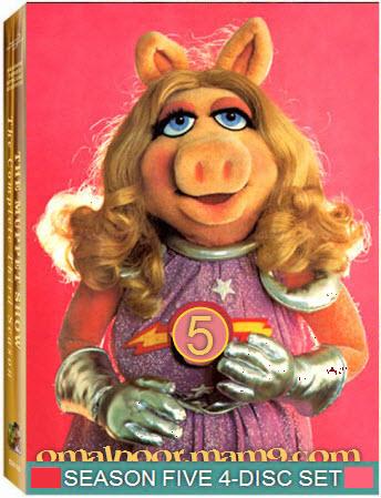 بإنفراد تام تحميل جميع مواسم مسرح العرائس المابيت شو الخمسة كاملة / The Muppet Show Full season 1- 5 213