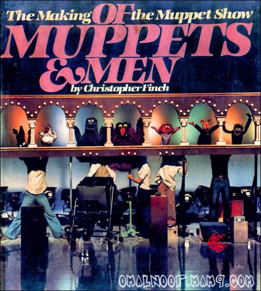 بإنفراد تام تحميل جميع مواسم مسرح العرائس المابيت شو الخمسة كاملة / The Muppet Show Full season 1- 5 Book_o10