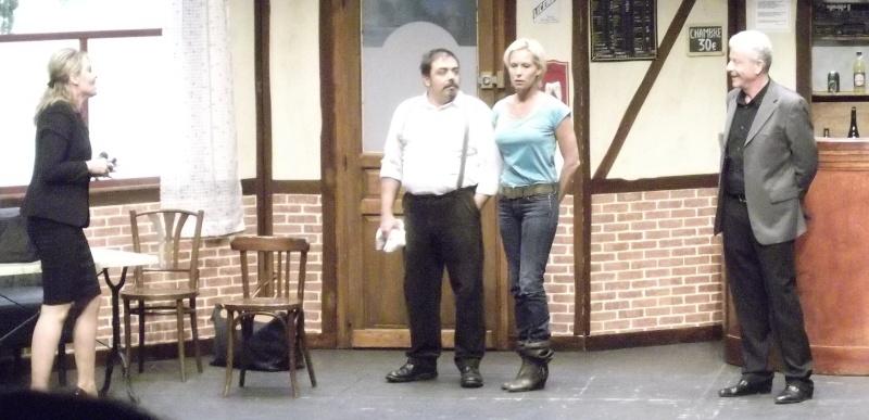 Rebecca Hampton dans Le Chêne d'Allouville au théâtre de Cambrai ce soir  Rebecc10