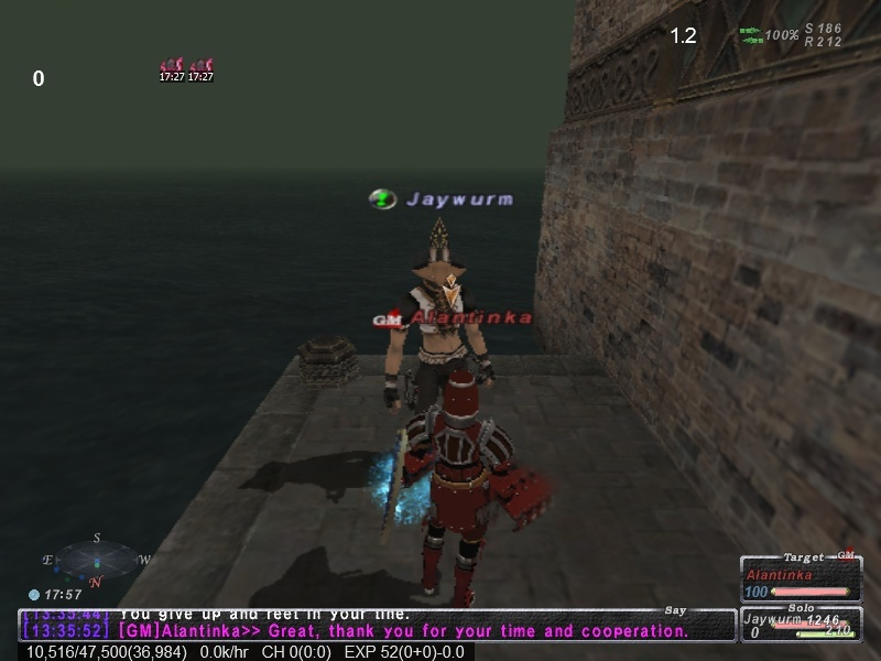 Even the Gms pick on PUPS!  Ffxi_212