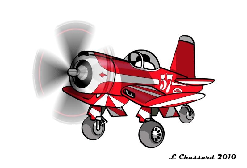 Coté Cartoon : le F2G Super corsair à Réno. Avion_26