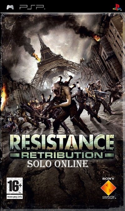 Resistance Retribution [RIP][Solo Online][PSP][RS/MF/FL/WU/ZS] Resist10