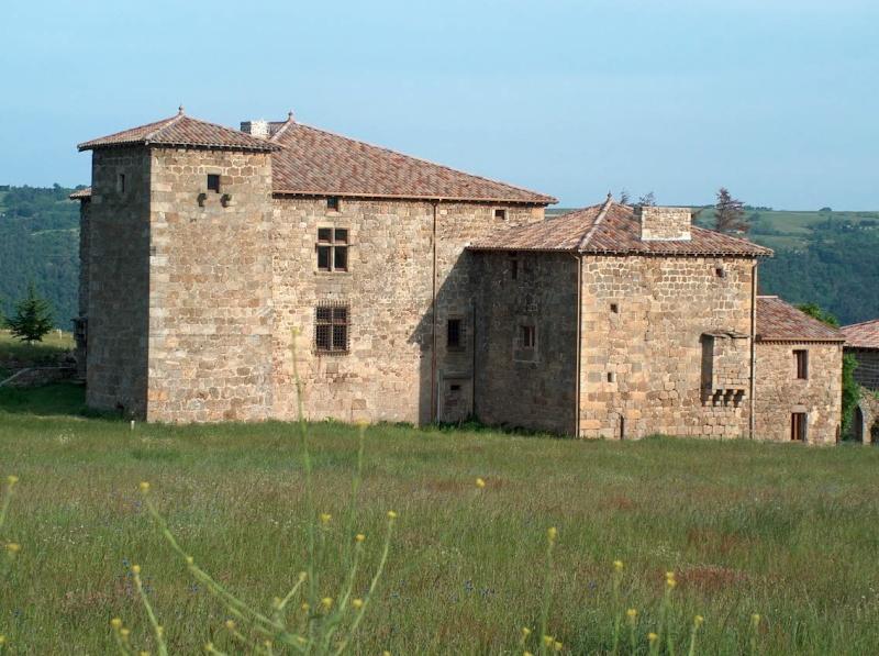 Arrivée au château de Bellecombe Chatea10