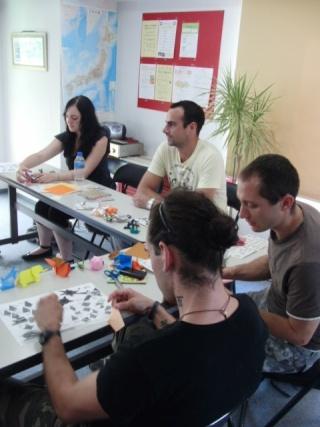 Atelier Origami le 21 septembre Cimg1418