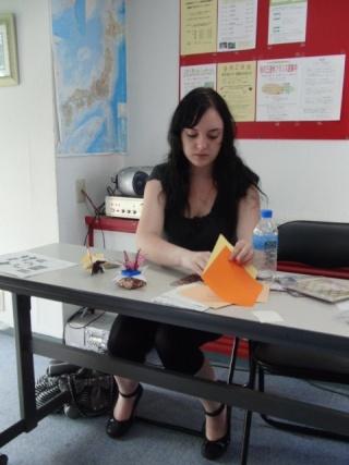 Atelier Origami le 21 septembre Cimg1419