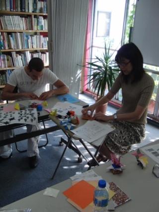 Atelier Origami le 21 septembre Cimg1421