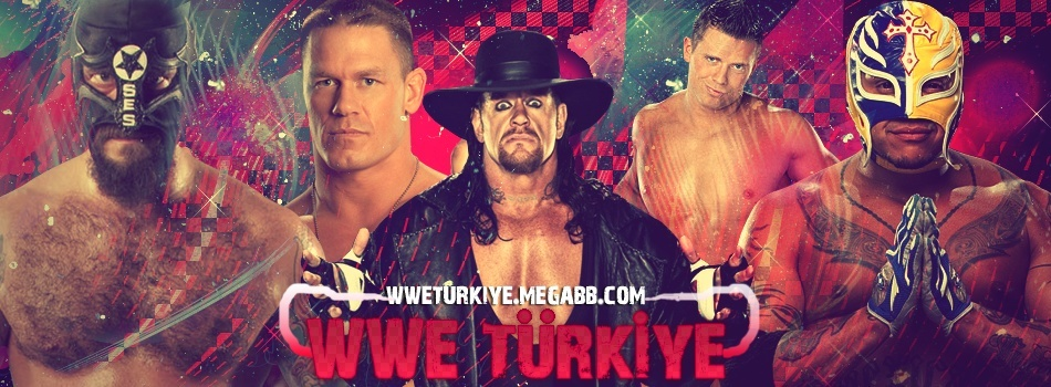 WWE Türkiye // WWE Turkey