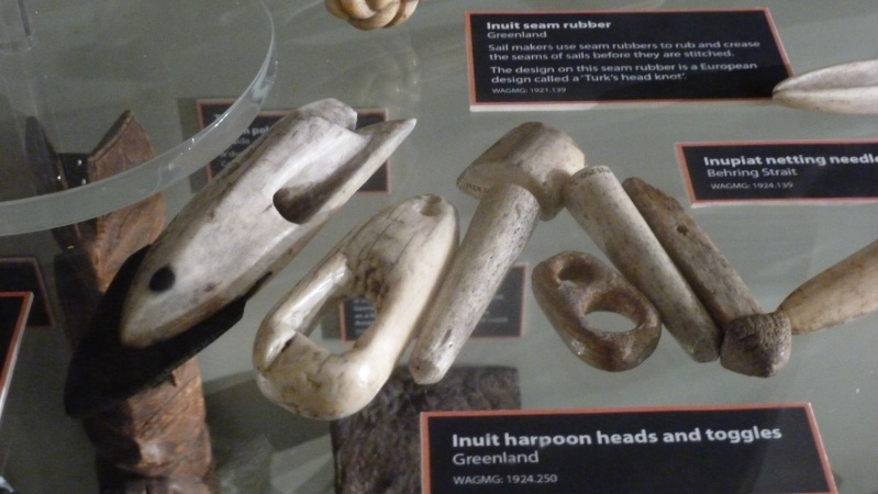 La galerie ethnologie du World Museum de Liverpool P1010217