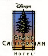 Entre Mickey, LA et San Francisco Disney10