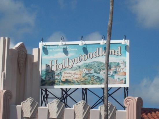Entre Mickey, LA et San Francisco Hollyw10