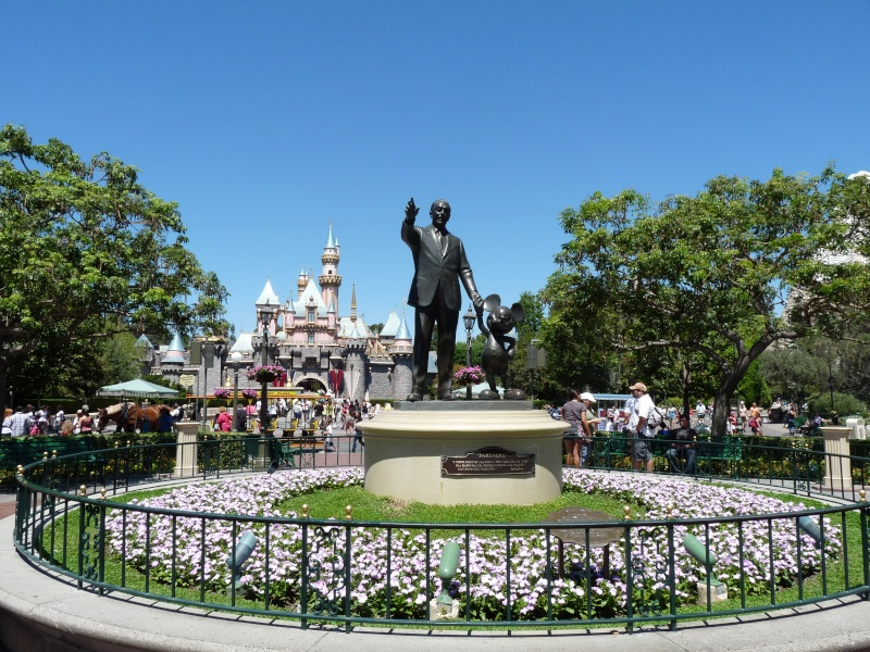 Entre Mickey, LA et San Francisco P1080815