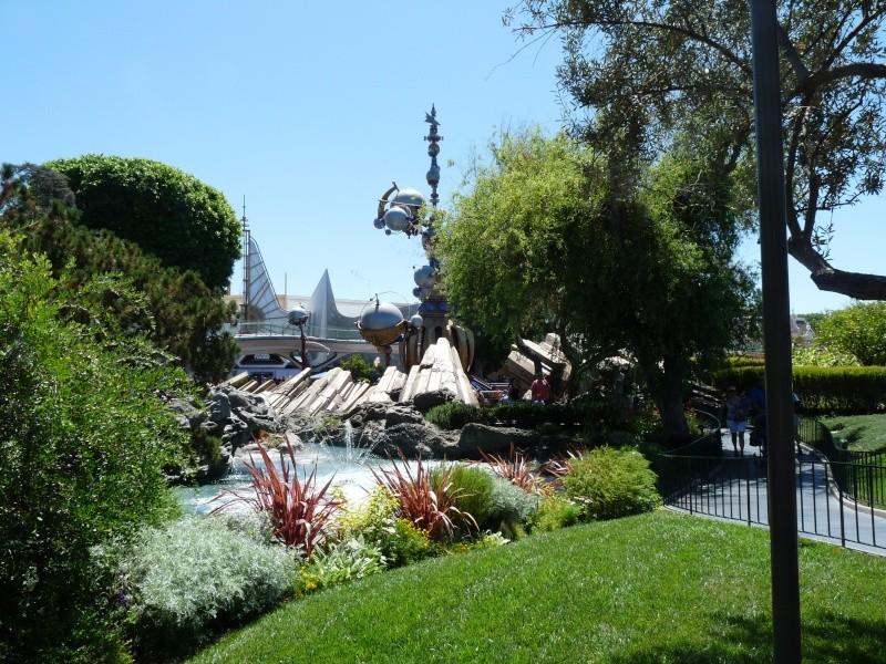 Entre Mickey, LA et San Francisco P1080818