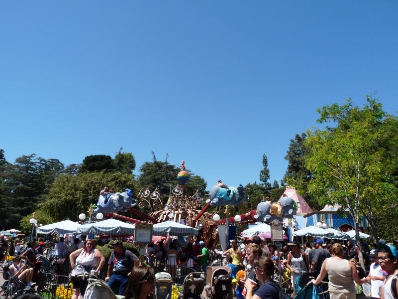Entre Mickey, LA et San Francisco P1080860