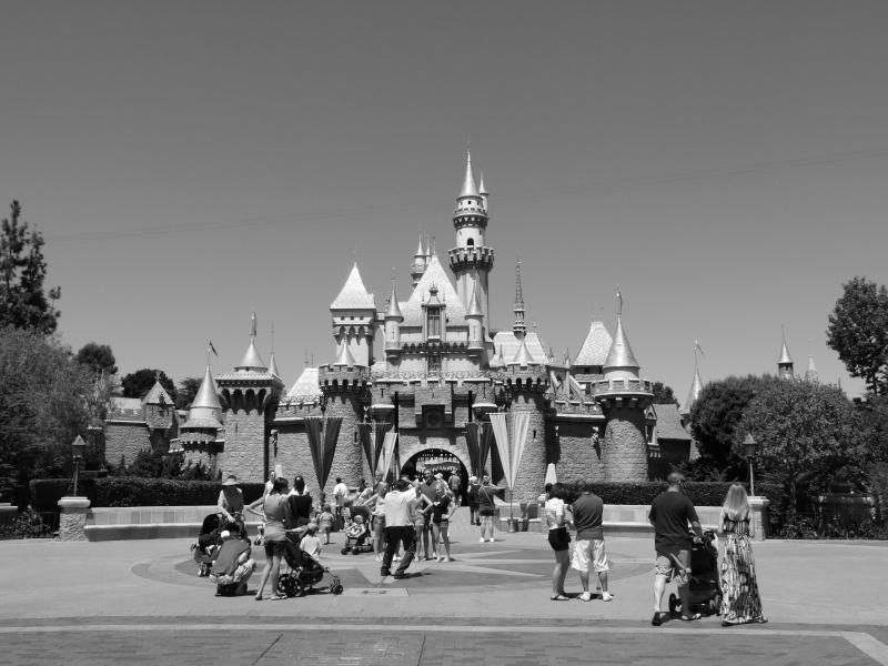 Entre Mickey, LA et San Francisco P1080862