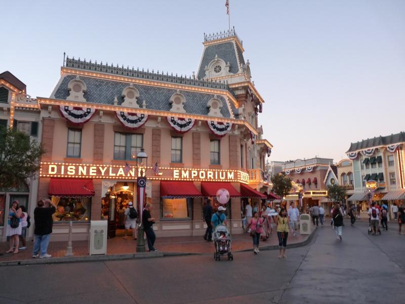 Entre Mickey, LA et San Francisco P1080925