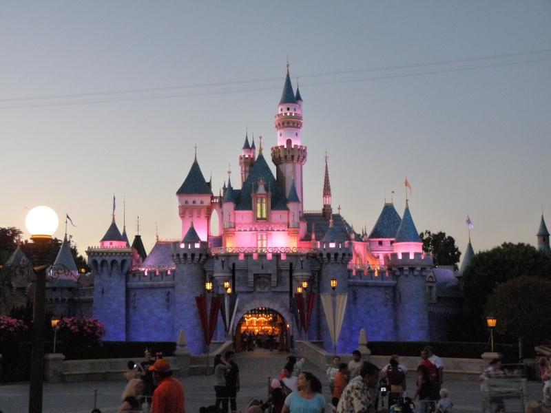 Entre Mickey, LA et San Francisco P1080929