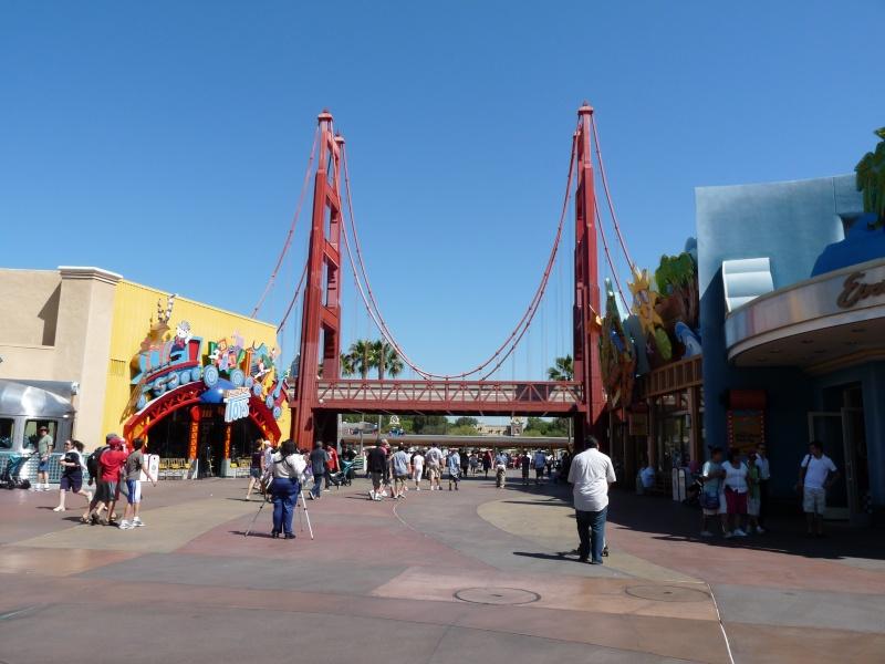 Entre Mickey, LA et San Francisco P1090023