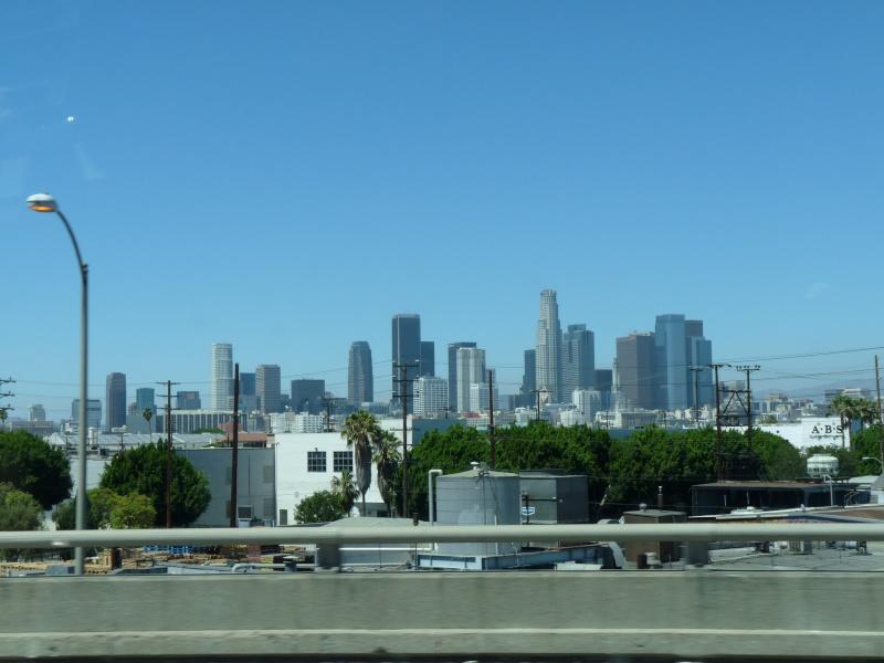 Entre Mickey, LA et San Francisco P1090428